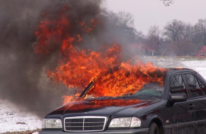 Cómo actuar ante un incendio en el motor