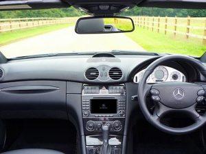 coche interior