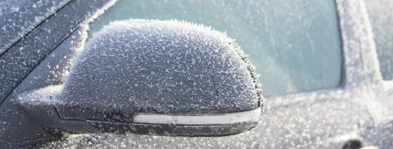 Averías más comunes en el coche debido al frío