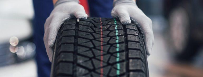 ¿Cuándo cambiar los neumáticos de nuestro coche?