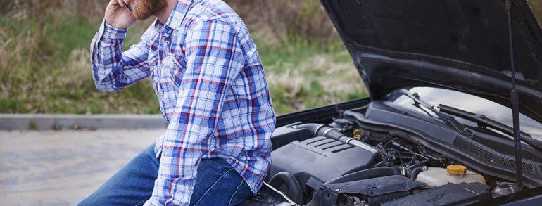 ¿Cómo actuar ante un sobrecalentamiento del motor?