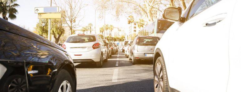 Consejos para los desplazamientos en coche durante el verano