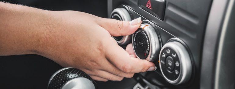 Uso del aire acondicionado en el coche: ¿Cómo puede durar más?