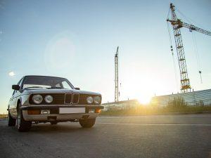 riesgo de accidentes en coches antiguos